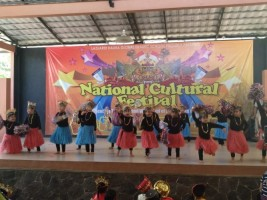 Sekolah Lazuardi Gelar International and Indonesia Cultural Festival 2018