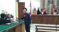 Sekretaris Dinas PUPR Mesuji Divonis 5 Tahun Penjara