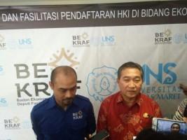 Sekretaris Kota Bandar Lampung Ingatkan Pentingnya Melindungi Hak Produk Usaha Kreatif