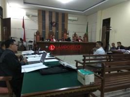 Selain ke Rumah Kapolda, Terdakwa Sebut Pernah Silaturahmi ke Rumah Kajati Lampung