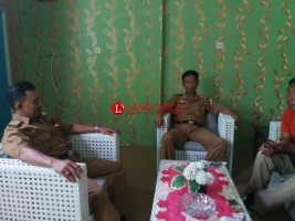 Selain Rusak Irigasi, Banjir Juga Ancam 7 Hektare Sawah di Lampura Gagal Panen