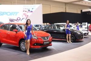 Selama GIIAS 2018, Suzuki Jual 2.223 Mobil