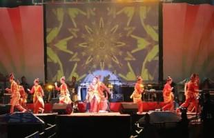 Semalam Bersama Lambar di Lampung Fair 2019