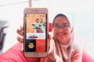 Semarak HUT 24, Telkomsel Beri Hadiah di Ramadan
