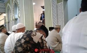 Semarak Tarawih Pertama di Bulan Ramadan
