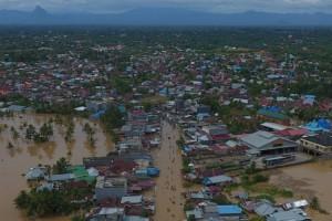 Sepuluh meninggal, Delapan Hilang Akibat Banjir di Bengkulu