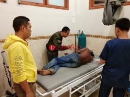 Serang Petugas dengan Golok, Buronan ini Diringkus Polisi