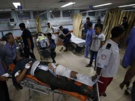 Serangan Israel Sasar RS Indonesia di Gaza