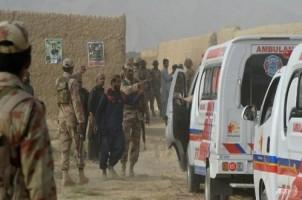 Serangan Mematikan Jelang Pemilu Pakistan, 132 Orang Tewas
