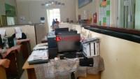 Server Down, Aktivitas Pelayanan Disdukcapil Lampura Sepi