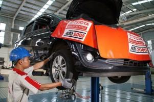 Servis Berkala Selama Libur Lebaran, Auto2000 Beri Oli TMO Gratis