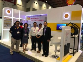 Shell Lubricants Indonesia Luncurkan Shell Flavex 595B