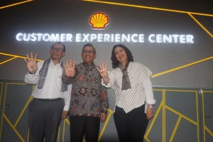 Shell Resmikan Fasilitas Customer Experience Center