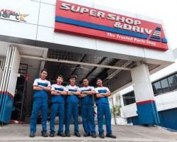 Shop&Drive Tetap Siaga di Hari Idulfitri