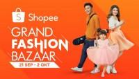 Shopee Gelar Kampanye Belanja Kategori Fashion