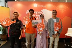 Shopee Gelar Kampanye Lanjutan Peduli Lombok
