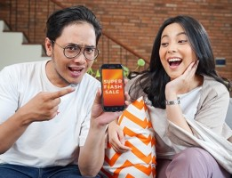 Shopee Gelar Super Flash Sale