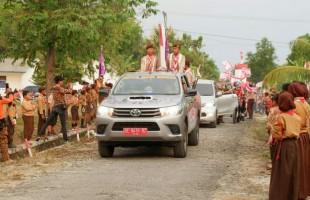 Siang Ini, 3.000 Anggota Pramuka Lampung Ikut Apel Besar di Way Kanan