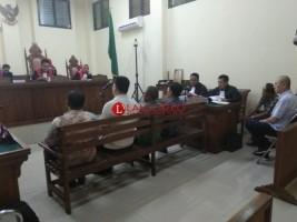 Sidang Korupsi Jalan Sentot, PPTK Mengaku Hanya Terima Laporan
