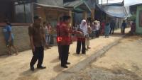 Sidak, Herman HN Minta Pembangunan Dana Kelurahan Sesuai Kebutuhan Warga