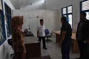 Sidak ke Dinas Ketahanan Pangan, Herman HN Dapati Kepala Dinas Tidak Ngantor