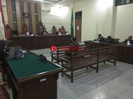 Sidang Korupsi, Kacab Bank Lampung Mengaku Sudah Miskin