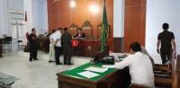 Sidang Lanjutan Praperadilan Kasus Kasasi Perampokan
