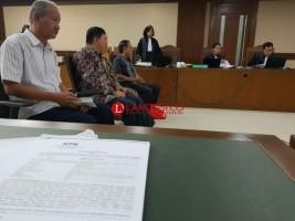 Sidang Mustafa Hadirkan Saksi Ahli dan Saksi A de Charge