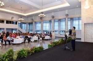 Silaturahmi Gubernur dengan Veteran dan Lampung Sai