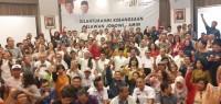 Silaturahmi Kebangsaan, Relawan Jokowi-Amin Fokus Jadikan Relawan Garda Depan Rekonsiliasi