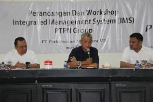 Sistem Manajemen PTPN7 Terbaik di Holding Perkebunan