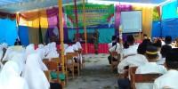 Siswa Baru MA-MTs Miftahul Huda 606 Kalianda Dibekali Wawasan Kebangsaan