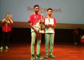 Siswa MAN 1 Metro Juara Robotika Nasional