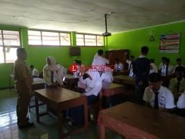 Siswa Mengikuti MPLS di SMKN 4 Bandar Lampung Dilatih Kepemimpinan