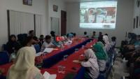Siswa SD Citra Bangsa School Pringsewu Kunjungi Lampung Post