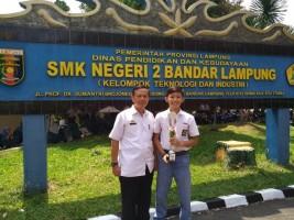 Siswa SMKN 2 Bandar Lampung Jago Nyanyi