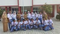 Siswa SMKN 9 Bandar Lampung Juara Karate Kejuaraan Wadokai Karate Festival Dikenal Ulet