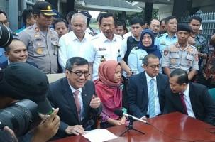 Siti Aisyah Bebas dari Jerat Hukum