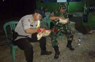 Situasi Berangsur Normal, TNI-Polri Tetap Siaga di Register 45