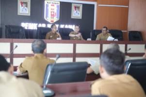 SKPD Pemkab Way Kanan Diminta Usulkan DAK Fisik 2020 Sesuai Prioritas
