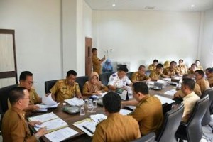 SKPD Way Kanan Diminta TingkatkanSistem Pelayanan Publik