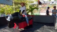 Slanik Waterpark Tambah Wahana Kereta Gantung dan Banteng