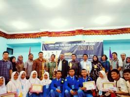 SMA Al-Kautsar Juara I LCT Bidang IPS