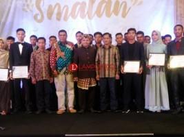 SMA Negeri 9 Bandar Lampung Lepas 431 Siswa Kelas XII