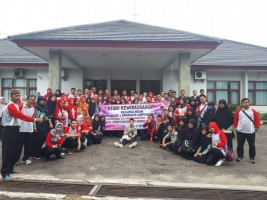 SMAN 1 Sidomulyo Ajak Siswa Perdalam Jurnalistik ke Lampung Post