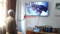 SMAN 3 Bandar Lampung Pantau UNBK dengan CCTV