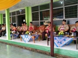 SMAN 4 Bandar Lampung Gelar GCB Scout Competetion 2018