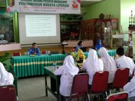 SMAN 9 Bandar Lampung Tingkatkan Literasi Siswa