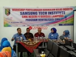 SMK di Lampung Wajib Gandeng Industri dalam Proses Pendidikan