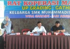 SMK Muhammadiyah 2 Metro Perkuat Sinergi dengan Upgrading